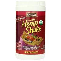Nutiva Organic HempShake, Super Berry, 16-Ounce