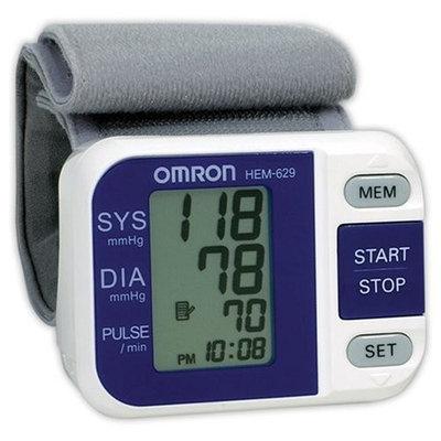 Omron HEM 629 Auto Inflate Wrist Blood Pressure Monitor