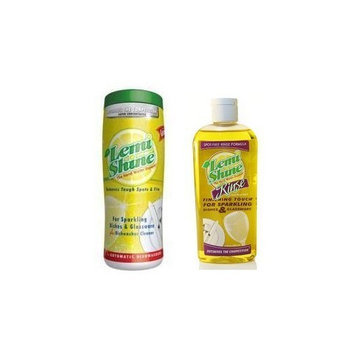 Lemi Shine Lemishine and Lemishine Rinse 2 Pack