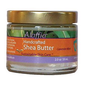Alaffia Shea Butter Lavender Mint 2 fl oz - Vegan