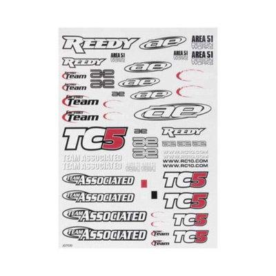 31295 Decal Sheet FT TC5