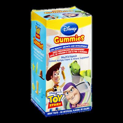 Disney Toy Story MultiVitamin Gummies- 60 CT