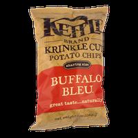 Kettle Krinkle Cut Buffalo Bleu Potato Chips