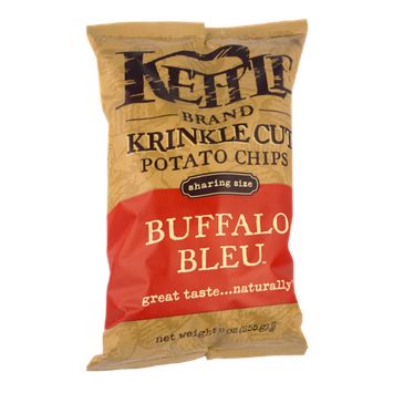 Kettle Krinkle Cut Buffalo Bleu Potato Chips
