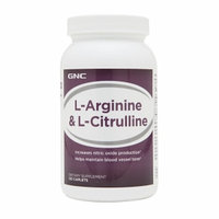 Gnc GNC L-Arginine & L-Citrulline