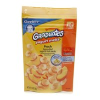 Gerber Graduates Yogurt Melts