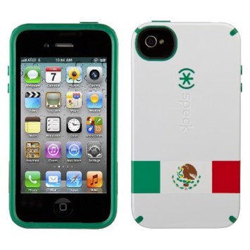 Speck Limited Edition CandyShell Mexico Flag case for iPhone4S - SPK-
