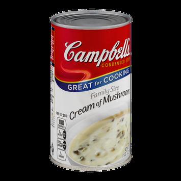 Campbell's Condensed Soup Cream of Mushroom
