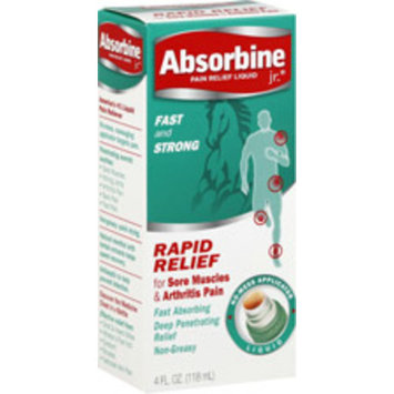 Absorbine Jr Pain Relieving Liquid Original