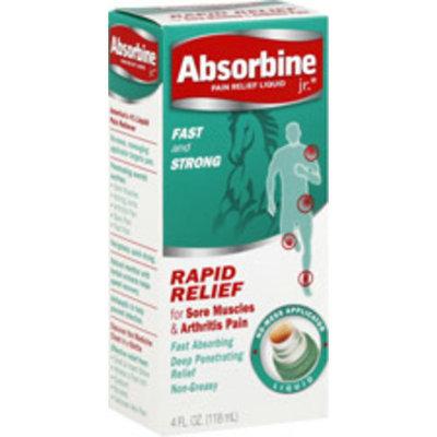 Absorbine Jr Pain Relieving Liquid Original