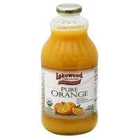 Lakewood Organic Pure Orange Juice 32 Ounce