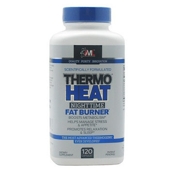 Advanced Molecular Labs Thermo Heat Night Time - 120 Capsules