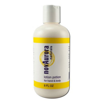 Novaurora Organic Skin Care Hand and Body Lotion