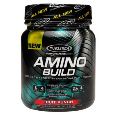 Muscletech Amino Build Fruit Punch