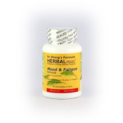 Dr. Zhangs Formulas HERBALmax Mood & Fatigue Formula