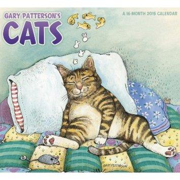 Gary Patterson's Cats 2015 Calendar