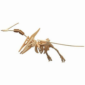 Puzzled Pteranodon Wooden Puzzle Ages 5 and up
