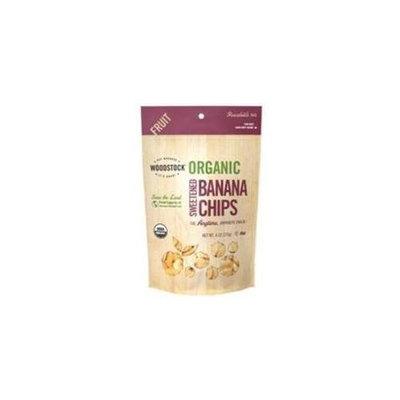 Woodstock Farms - All-Natural Sweetened Banana Chips - 6 oz.