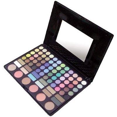 Cameo Make Up Kit (60 Shadow, 6 Blush,12 Brow)