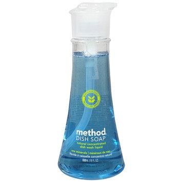 method Dish Soap Liquid Sea Minerals