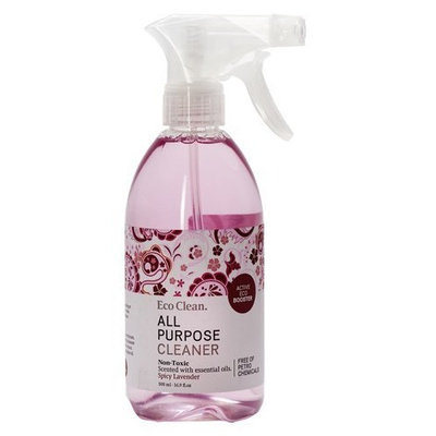 Eco Clean All Purpose Cleaner-Spicy Lavender-17 oz.