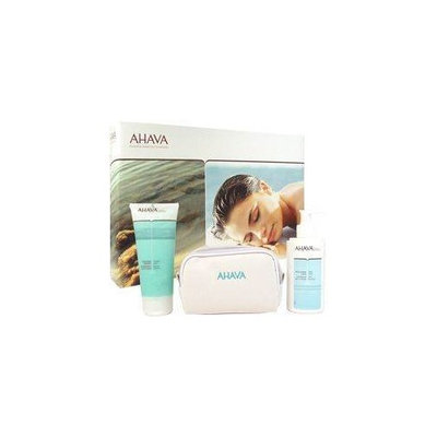 AHAVA Spa Smoothers Gift Set 3 Piece Kit (Discontinued)