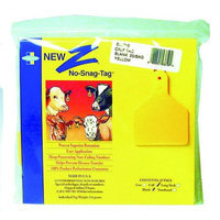 Farnam Z Tag Blank Cow Ztags Yellow - 53610