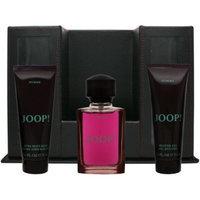 Joop! by Joop! for Men - 4 Pc Gift Set 2.5oz EDT Spray, 2.5oz After Shave Balm, 2.5oz Shower Gel, Desk Organizer