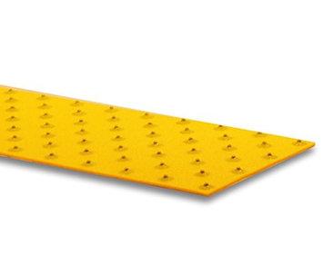 GRIPALL XGYL0524 XtremeGrip(TM) Antislip Tape, Yellow,2 ft