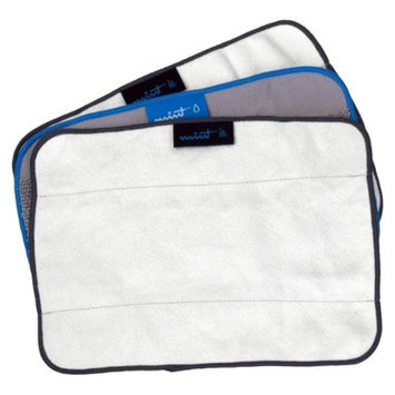 Mint Microfiber Sweeping & Mopping Cloths