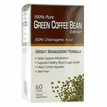 Windmill Health Products Green Coffee Bean Extract 60 Caps