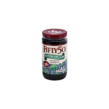 Fifty 50 Blackberry Spread, 12 oz, - Pack of 6