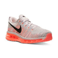 Women's Flyknit Air Max Running Sneakers from Finish Line