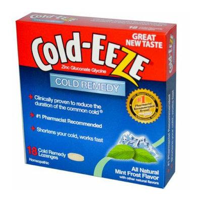 Cold-EEZE Cold Remedy Lozenges Mint Frost 18 Lozenges
