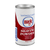SoftSheen Carson Magic Extra Strength Shaving Powder