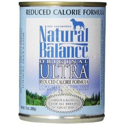 Natural Balance Original Ultra Whole Body Health Reduced Calorie - 12 x 13 oz