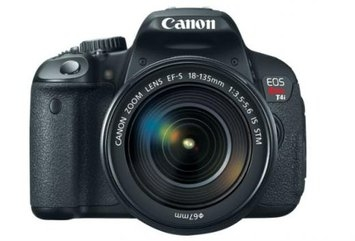 Canon  EOS Rebel T4i Camera