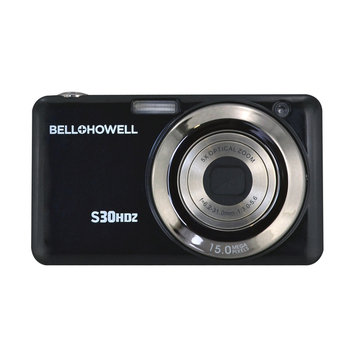 Elite Brands Inc. 15.0 MEGAPIXEL S30HDZ SLIM DIGITAL CAMER