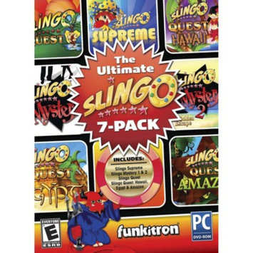 Encore The Ultimate Slingo: 7 pack (PC Game)