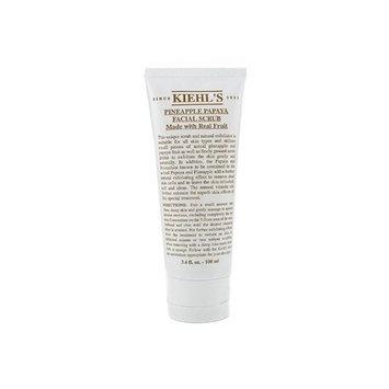 Kiehl's Pineapple Papaya Facial Scrub w/ Real Fruit - 100ml/3.4oz