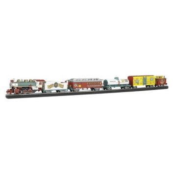 Bachmann Trains Bachmann Ringling Bros. Electric Train Set
