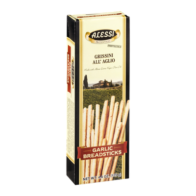 Alessi Garlic Breadsticks