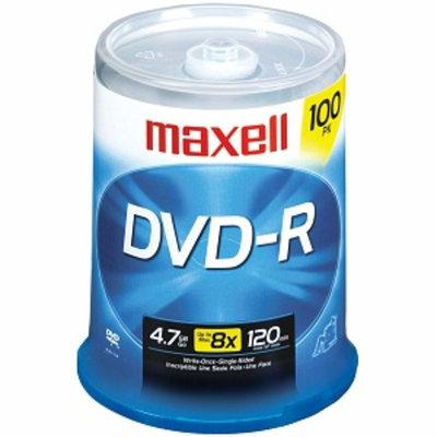 Maxell Dvd-RS 100-ct, 1 ea