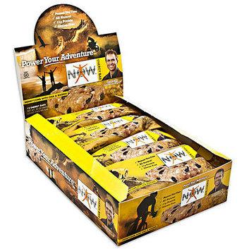 NOW Honeycomb Energy Bars with Chia & Raisins