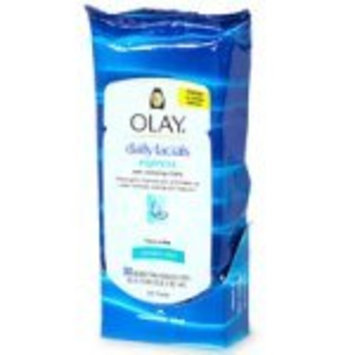 Olay Daily Facials Express Wet Cleansing Cloths Sensitive Skin