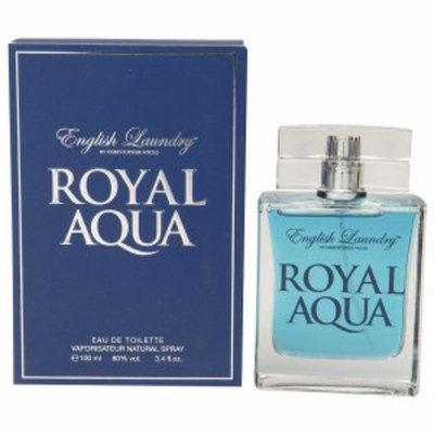 English Laundry Royal Aqua Eau de Toilette, 3.4 fl oz