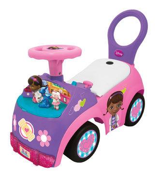 Kiddieland Toys Doc McStuffins Activity Ride-On