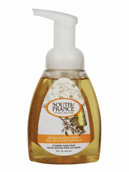 South of France - Foaming Hand Wash Orange Blossom Honey - 8 oz.