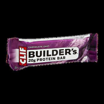 Clif Builder's Chocolate Chip Protein Bar