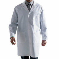 Medline - Men's Classic Length Lab Coat